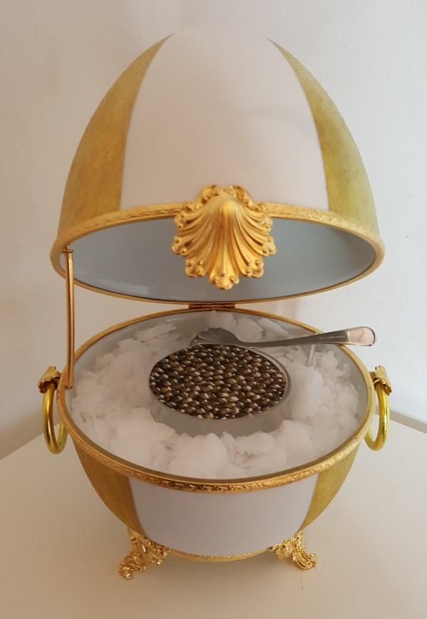 Service Caviar or mat paint