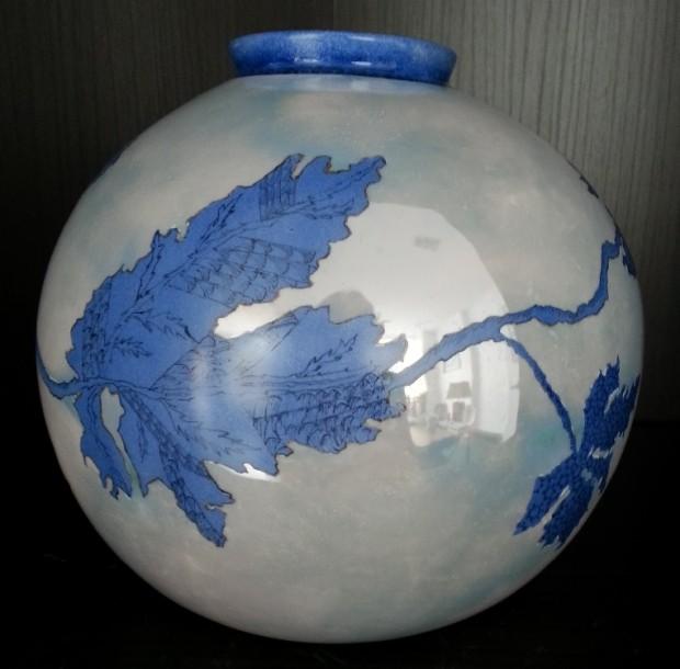Vase lustre